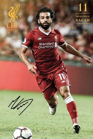 Salah 17-18, Liverpool FC