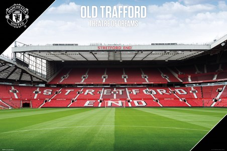 Old Trafford 17-18 - Manchester United