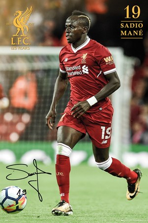 Liverpool Mane 17-18 -