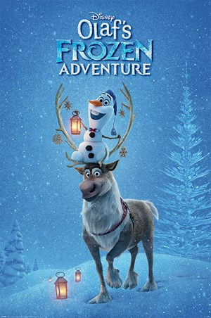 Ready For Action - Olaf's Frozen Adventure