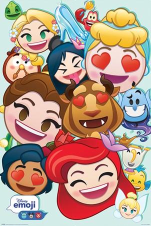 Emoji Princess - Disney