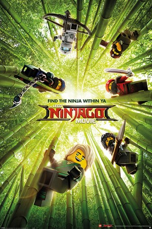 Bamboo - LEGO® Ninjago Movie