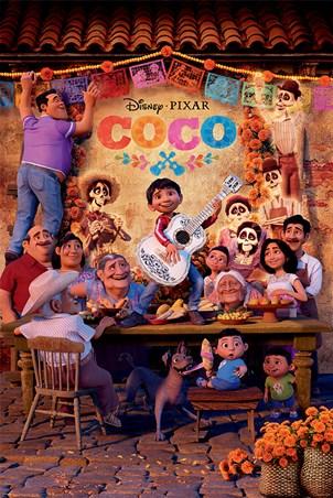 Framed Familia - Coco