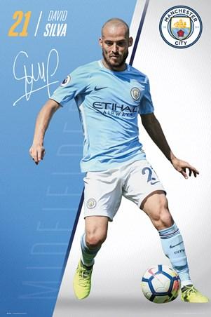 Silva 17-18 - Manchester City