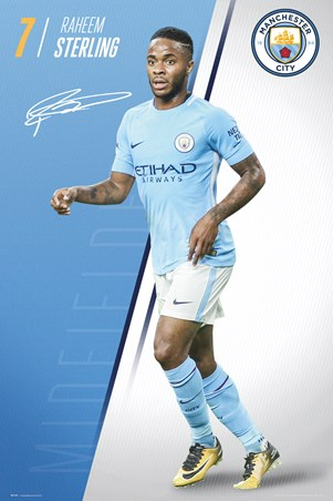 Sterling 17-18 - Manchester City
