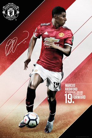 Rashford 17-18 - Manchester United