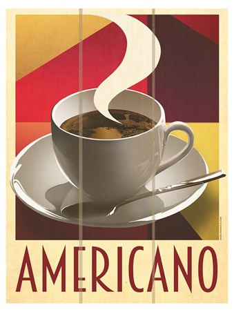 Aromatic Atmosphere - Americano