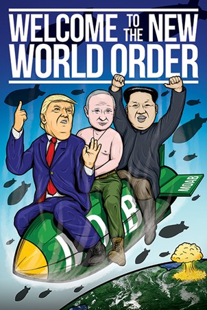 Welcome To The New World Order -