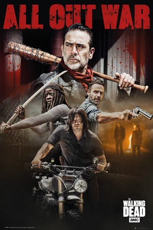 Season 8 Collage - The Walking Dead