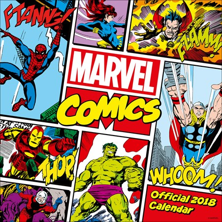 A Whole Lot Of Heroes - Marvel Comics