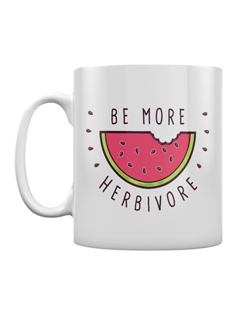 Be More Herbivore - Eat Plants
