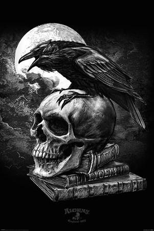 Poe's Raven - Alchemy