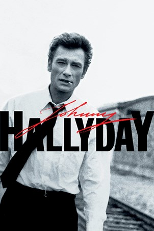 Framed Train Tracks - Johnny Hallyday