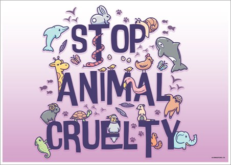 All Creatures Great And Small - Stop Animal Cruelty