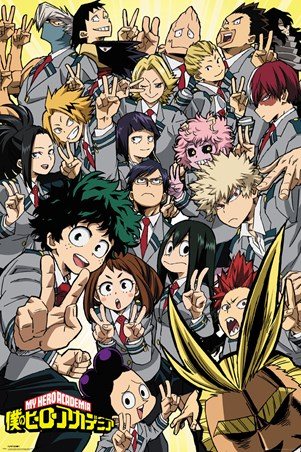 School Compilation, My Hero Academia