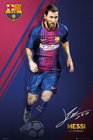 Messi 17/18 - Barcelona