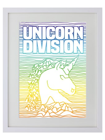 Join The Movement - Unicorn Division