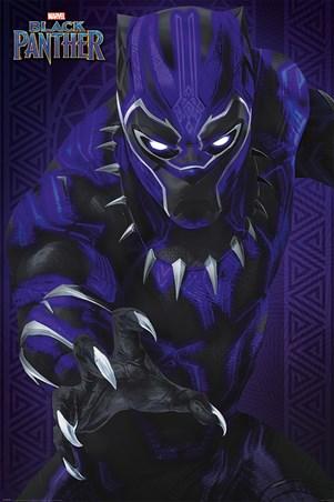 Glow - Black Panther