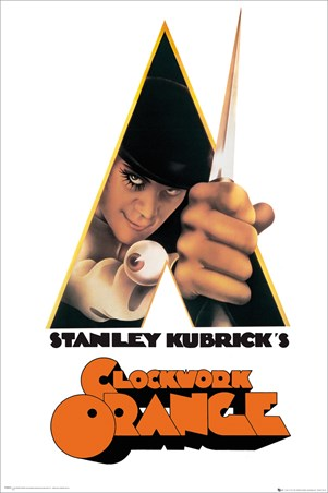 A Stanley Kubrick's Movie - Clockwork Orange