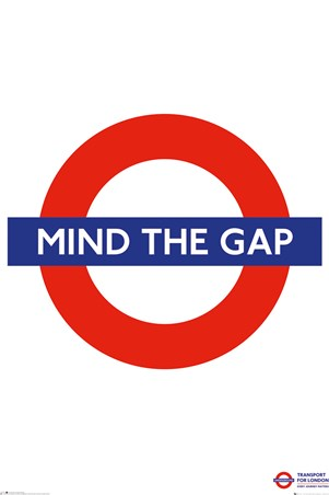 Mind The Gap, Transport For London