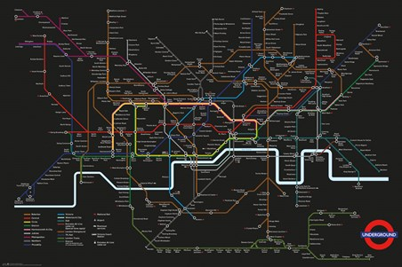 Transport For London, Rainbow Network