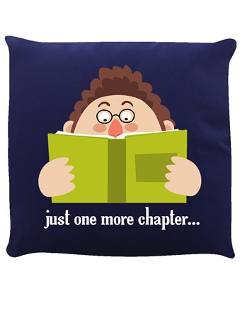 Just One More Chapter - Get Comfy