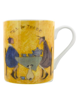 Tea For Two Tea For Three - Sam Toft