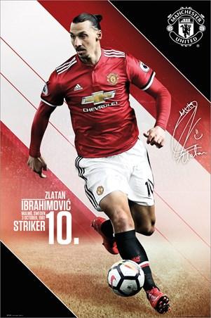 Ibrahimovic 17-18 - Manchester United