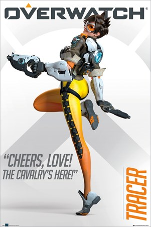 Framed Overwatch Tracer - The Cavalry's Here!