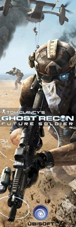 Tom Clancy's Future Soldier - Ghost Recon