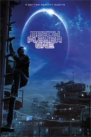 Wade Watts - Ready Player One