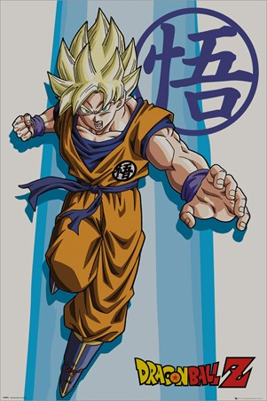SS Goku - Dragon Ball Z