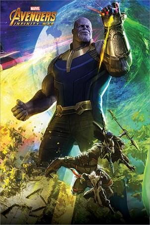 Thanos - Avengers Infinity War