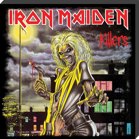 Killers Classic Album - Iron Maiden
