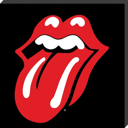 Lips Classic Album Cover - The Rolling Stones