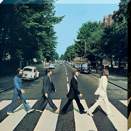 The Beatles Abbey Road - Classic Album Covers