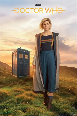 13th Doctor - Doctor Who
