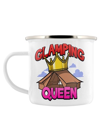 Glamping Queen - Log Throne