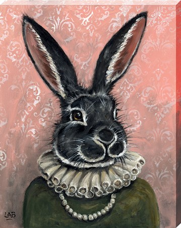 Lady Bunnikins - Louise Brown