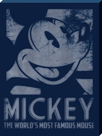 Most Famous Mouse - Mickey Mouse