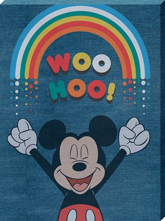 Woo Hoo! Denim - Mickey Mouse