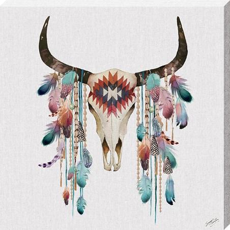 Tribal Skull - Summer Thornton