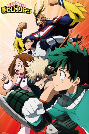 Heroes - My Hero Academia