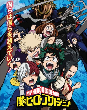 Season 2 - My Hero Academia