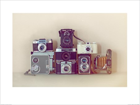 Camera Collection - Ian Winstanley