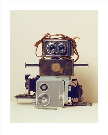 Robot Hair - Ian Winstanley