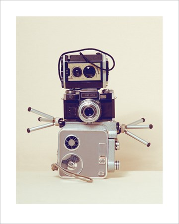 Robot Hands - Ian Winstanley