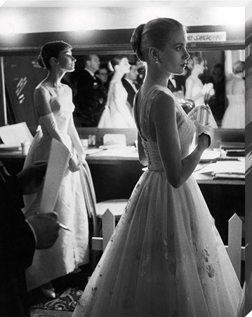 Audrey Hepburn & Grace Kelly - Time Life