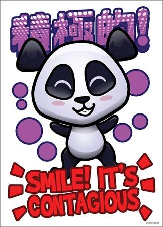 Smile! - Handa Panda