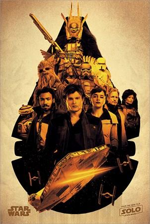 Millennium Falcon Montage - Solo: A Star Wars Story